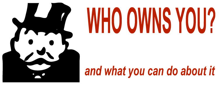 2013 Illahee Lecture Series: Who Owns You?